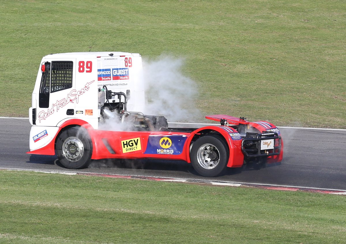 Truck Racing Photography: RSC Photography specialises in photographing truck racing throughout Britain.